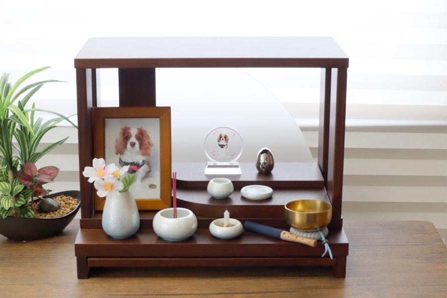 ペット仏壇 ステージ
